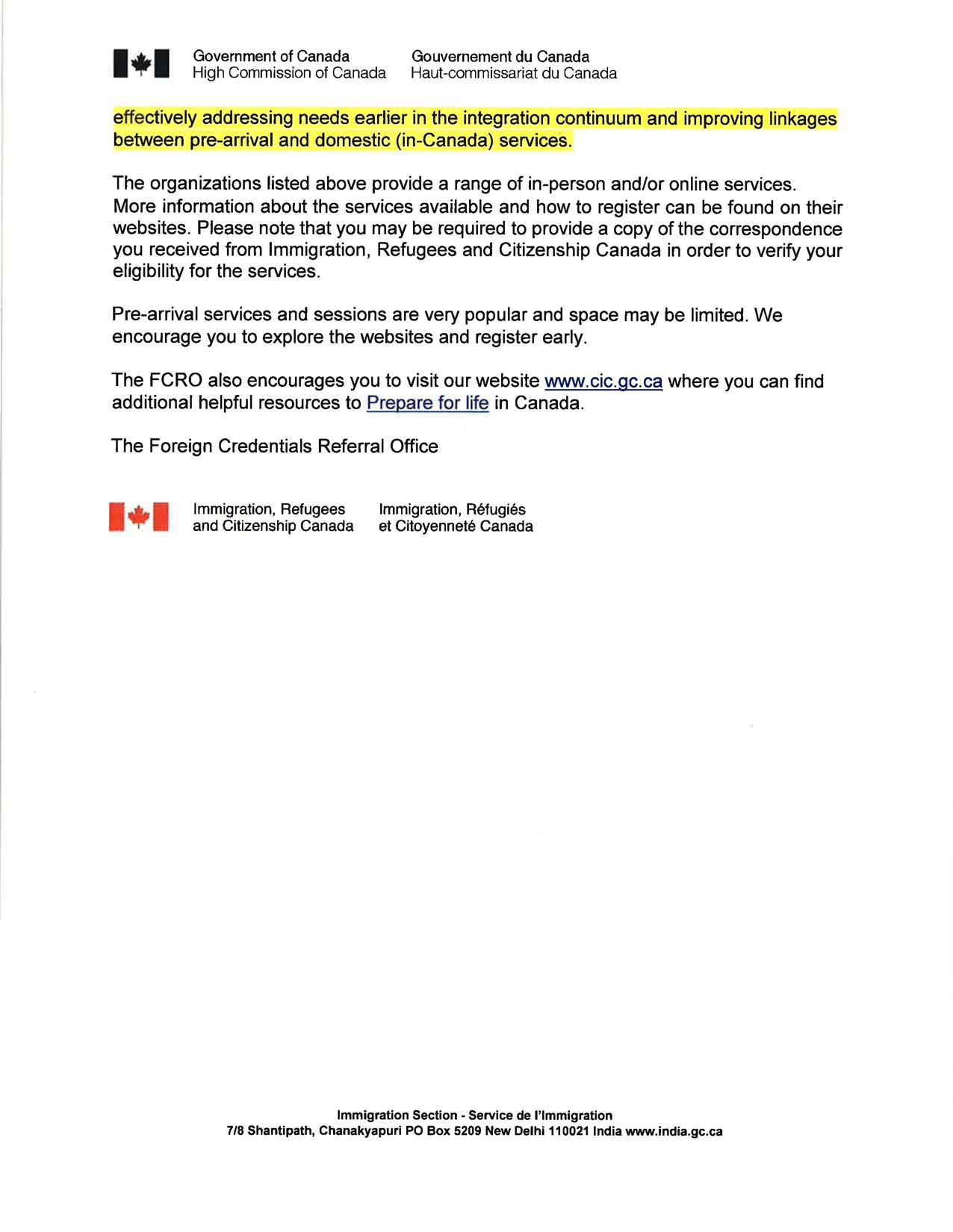 Food Processing Skills Canada - Program Application